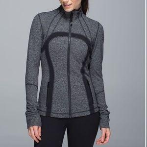 Lululemon Define Jacket Herringbone Black 6